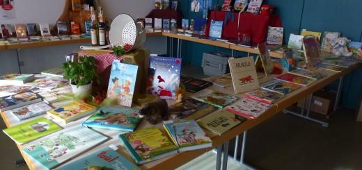 Weihnachtsbuchausstellung